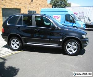 2002 BMW X5 Wagon 4.4 V8 ALL EXTRAS REG 7/17 180,000 KLMS SOLD AS IS $8488 AS IS for Sale