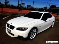 2009 BMW 325i M-Sport not audi mercedes vw kia mazda toyota subaru ford holden
