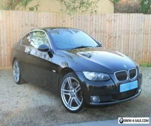 2009 BMW 3 Series 325d 3.0 SE Highline 2dr for Sale