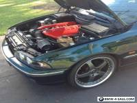 BMW E39 528 5.7ltr LS1 and 6 speed manual