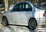 2002 BMW 5-Series Base Sedan 4-Door for Sale