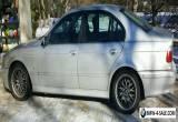 2002 BMW 5-Series Base Sedan 4-Door for Sale