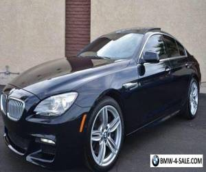 2013 BMW 6-Series 650i Gran Coupe for Sale