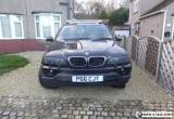 BMW X5 3.0 Sport Auto - serviced & mot'd for Sale