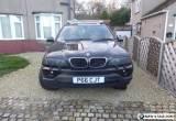 BMW X5 3.0 Sport Auto - serviced & mot'd for Sale