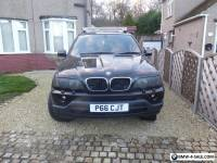BMW X5 3.0 Sport Auto - serviced & mot'd