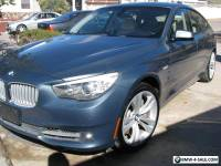 2010 BMW 5-Series 550i GT AWD