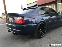 2006 BMW M3 Base 2 Door Coupe
