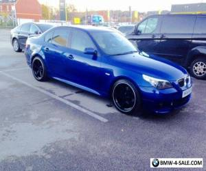 bmw 530d remapped  for Sale