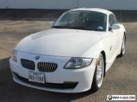 2007 BMW Z4 Z4