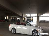 2012 BMW 3-Series Convertible
