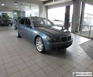 BMW 750iL E66 Sport 4.8L V8 6 Speed Auto Sedan - 02 9479 9555 Easy Finance TAP for Sale