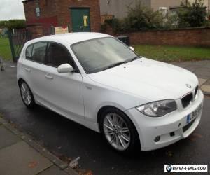 2009 09 BMW 123D M Sport 2.0 Diesel 5 Door Hatchback 158,000 miles 2 keys & Mot for Sale