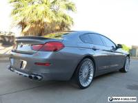 2015 BMW 6-Series Alpina Sedan 4-Door