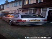 BMW 320D TOURING. 2003. SPARES OR REPAIR.