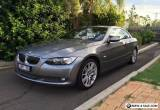 BMW 335i 2007 Hard Top Convertible for Sale