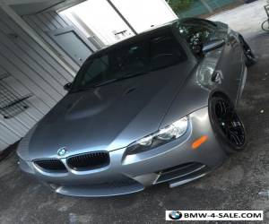 2011 BMW M3 Competition Package for Sale