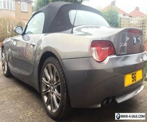 56 BMW Z4 2.5 Si Sport Convertible Damaged Salvage Repairable Cat D for Sale