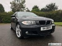 BMW 2008 1 Series Auto 118D M sport With SAT NAV & sensors Upgraded Alloys