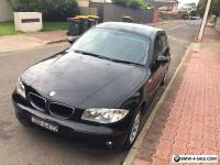 BMW 118i 2005 Automatic Hatch Black