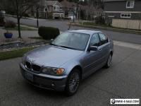2003 BMW 3-Series 330XI
