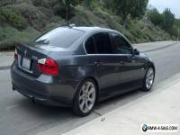 2008 BMW 3-Series sedan 4 door