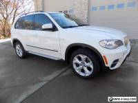 2012 BMW X5 xDrive35d Sport Utility 4-Door