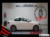 2016 BMW 2-Series XDrive
