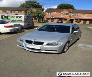 BMW 318i M-Sport E90 Saloon Silver Manual Petrol 2005 for Sale