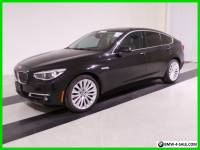 2014 BMW 5-Series $81,600 MSRP! 535+i GT Gran Turismo compare 550+i