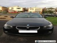 BM!!!BM!!BM! BMW coupe E92 320D SE 64k