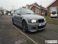 BMW E46 M3 NARDO GREY