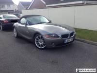 BMW Z4 2.2 Sports Auto 2005(54 Plate)