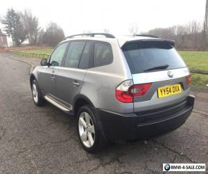 2004 BMW X3 2.0 DIESEL SPORT 4X4 SPORT 5 DOOR FSH for Sale