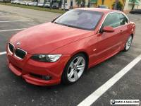 2009 BMW 3-Series Twin-Turbo Convertible with Sport Package