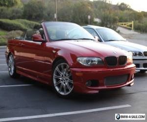 2004 BMW 3-Series E46 ZHP for Sale