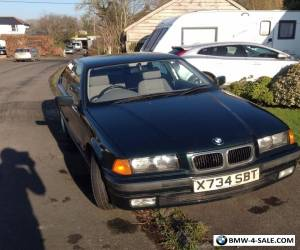 BMW 316i SE 2 DOOR  2000 Low Mileage ( 2 Lady Owners) for Sale