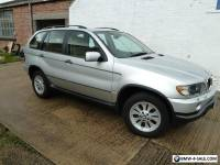 BMW X5 3.0l turbo diesel