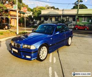 BMW COUPE BLUE SPORTS for Sale