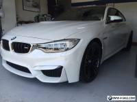 2015 BMW M4 Base Coupe 2-Door