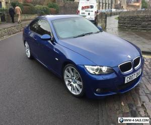 bmw 335i m sport 2007 for Sale