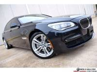 2014 BMW 7-Series 750Li M Sport Bang Olufsen Executive Lighting DAP