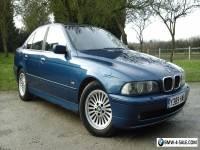 BMW 530D SE AUTO DIESEL SALOON 2001 Y 124000 MILES LONG MOT DRIVES WELL