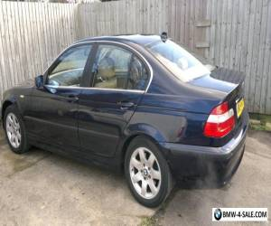 2004 BMW 325i 2.5 litre petrol for Sale
