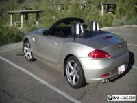 2009 BMW Z4 sDrive30i Convertible 2-Door
