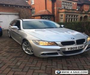 BMW 318i M sport touring, FBMWSH, low milage, start/stop IMMACULATE CONDITON for Sale
