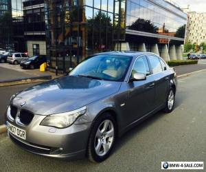 2007 BMW 520d SE Immaculate condition inside out.High spec model. FSH for Sale