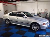 2000 BMW 5 Sedan 540i