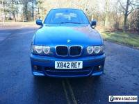 BMW E39 5 Series 530i M Sport Petrol Rare Manual 2000