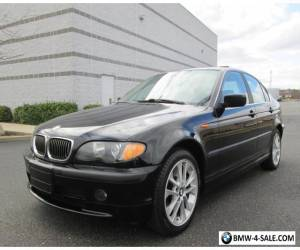 2004 BMW 3-Series Base Sedan 4-Door for Sale